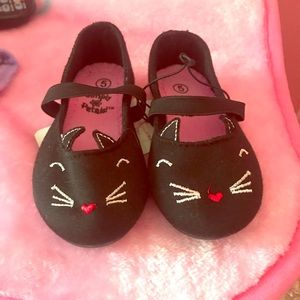 Other - Kitty shoes for toddler